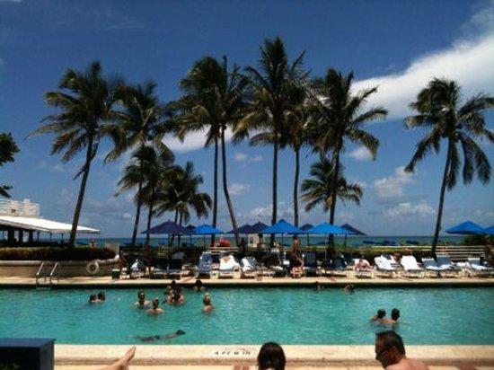 Miami Beach Resort and Spa: nice pool