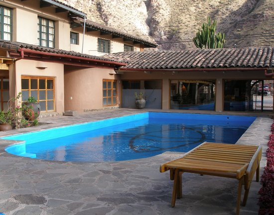 San Agustin Urubamba Hotel : Pool