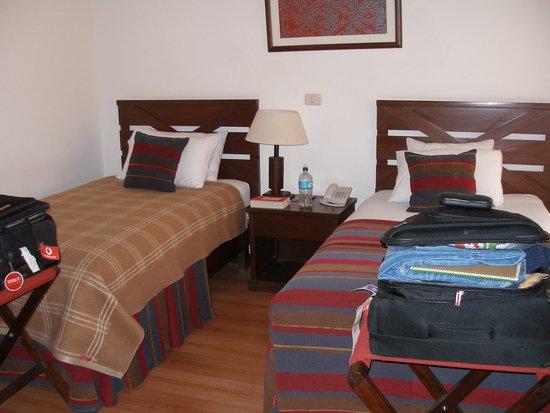 San Agustin Urubamba Hotel: Room