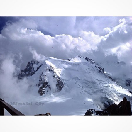 Mont Blanc : Chamonix, Mont-Blanc ��