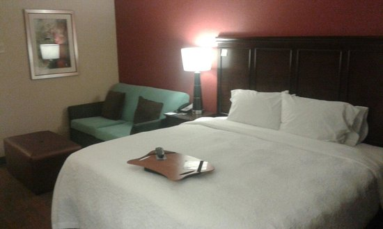 Hampton Inn Chicago-Midway Airport: Executive suite