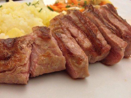 Peter´s House Abrasador Restaurant : bulat de ibérico
