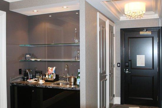 Trump International Hotel & Tower Toronto : nespresso nice touch