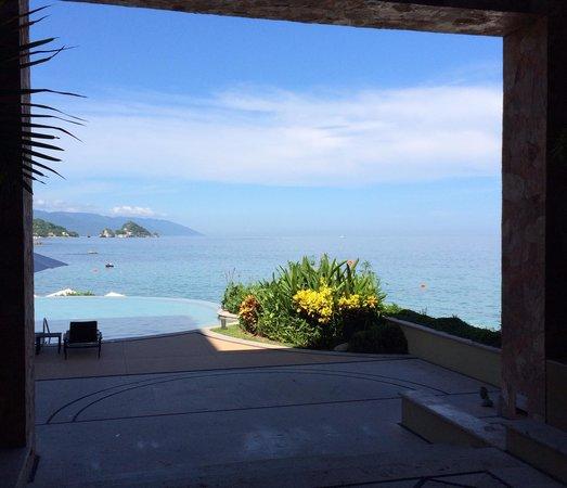 Garza Blanca Preserve, Resort & Spa: Spectacular views everywhere