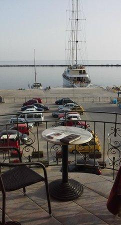 Poseidonio Hotel: from room 212