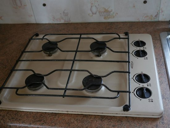 Rookley Country Park: grime on the hob