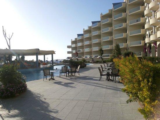 Atrium Platinum Luxury Resort Hotel & Spa: hotel pool