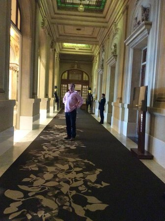 Sofitel Montevideo Casino Carrasco & Spa: Lobby