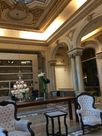 Sofitel Montevideo Casino Carrasco & Spa: Lobby do Hotel