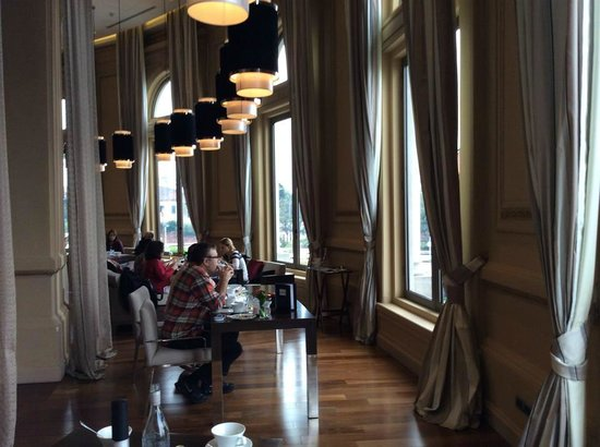 Sofitel Montevideo Casino Carrasco & Spa: 1912 - café & brunch
