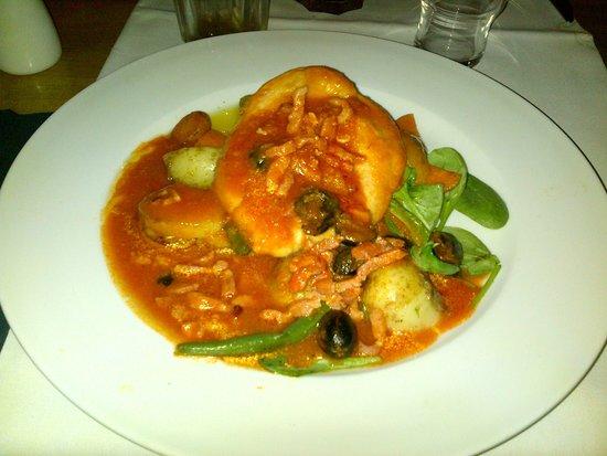 Trattoria Magnetti: Pollo Alla (chicken)