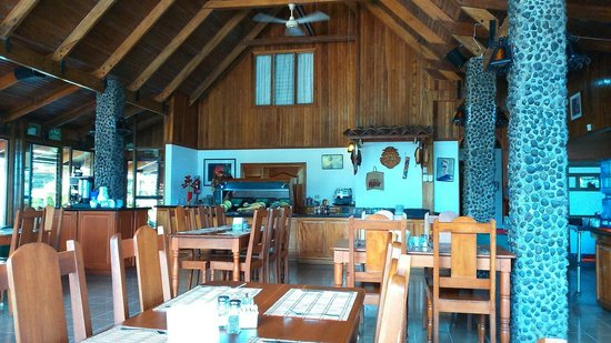Arenal Observatory Lodge & Spa : Restaurant