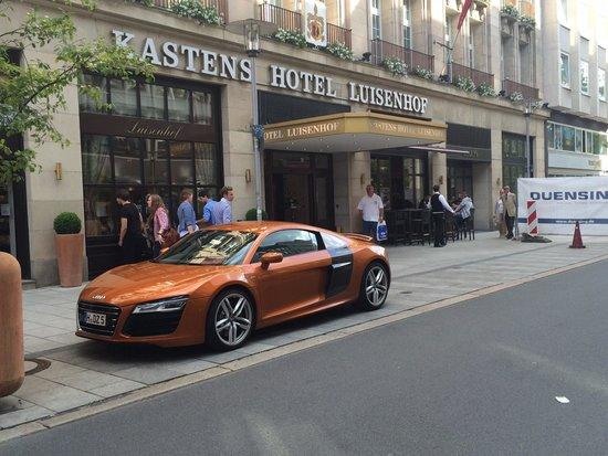 Kastens Hotel Luisenhof: Около отеля