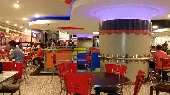 E Square Food Court