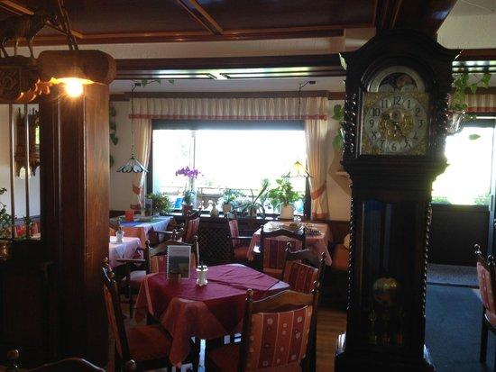 Cafe -Pension Feldbergblick: Gemütliches Café