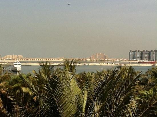 Le Meridien Mina Seyahi Beach Resort and Marina: View from room 232