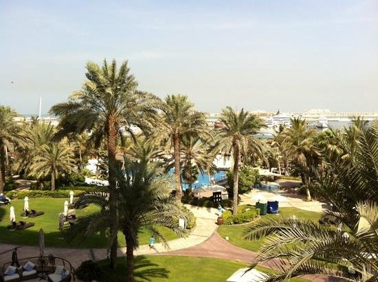 Le Meridien Mina Seyahi Beach Resort and Marina: One of the five pools and grounds