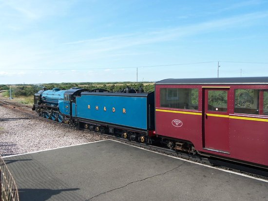 Romney, Hythe and Dymchurch Railway: Dungeness