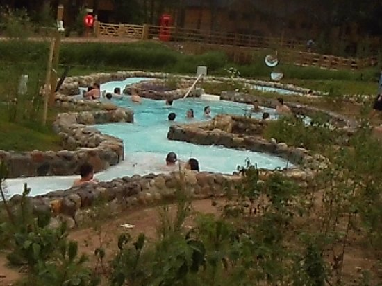Wave Pool Picture Of Center Parcs Woburn Forest Bedford Tripadvisor