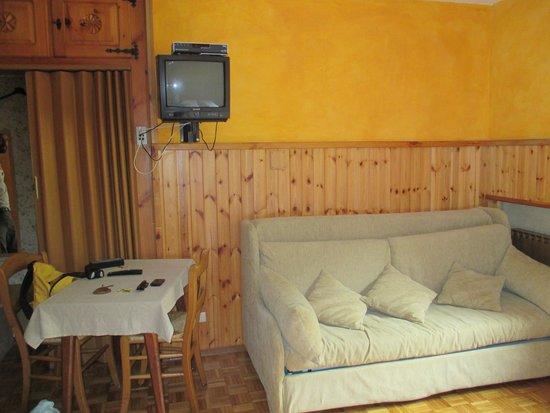 Hotel Flora Alpina : Foto stanza