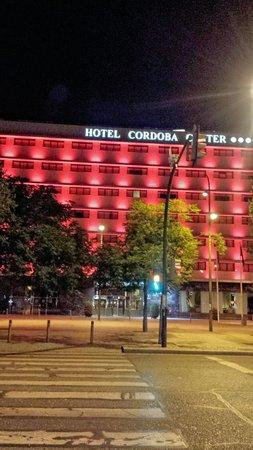 Hotel Córdoba Center: Fachada