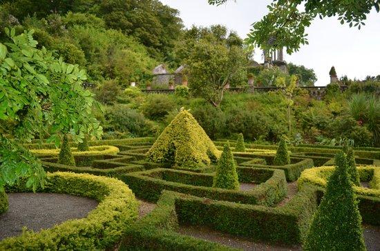 Bantry House & Garden : garden