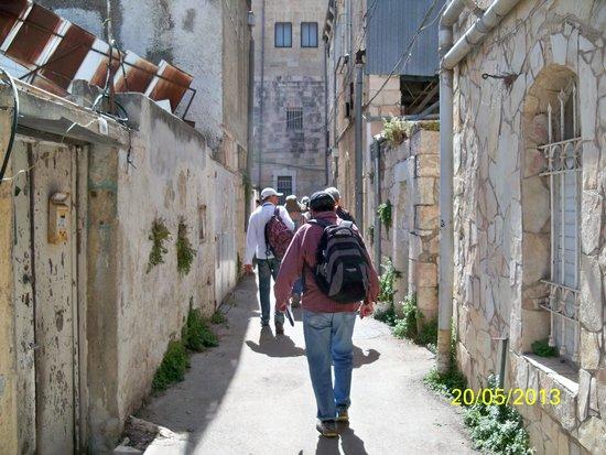 Vieille Ville de Jérusalem : Mahane Yehuda Market