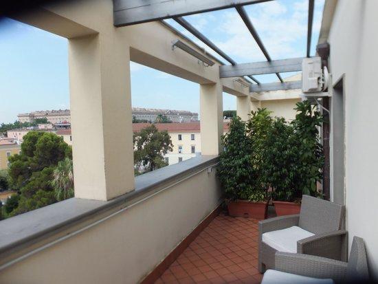 Hotel dei Cavalieri Caserta : Balcony