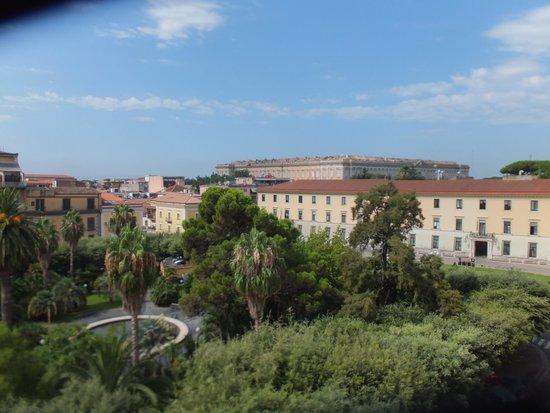 Hotel dei Cavalieri Caserta : View from balcony