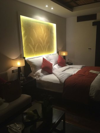 Amiana Resort : lit