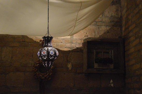 Zeller Bistro: Creative decoration