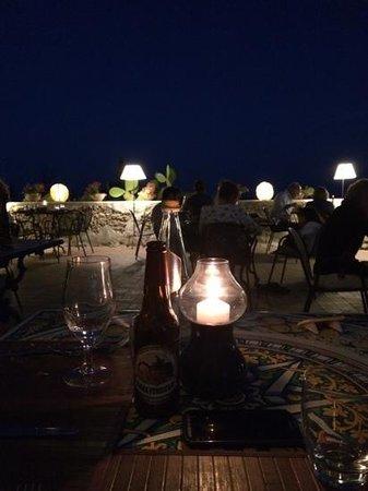 """Hotel La Corte del Sole: Cena a """"La corte del sole"""""""
