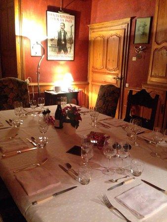 La table d 39 h te du ch teau saint sixte restaurant avis - La table marseillaise chateau gombert ...