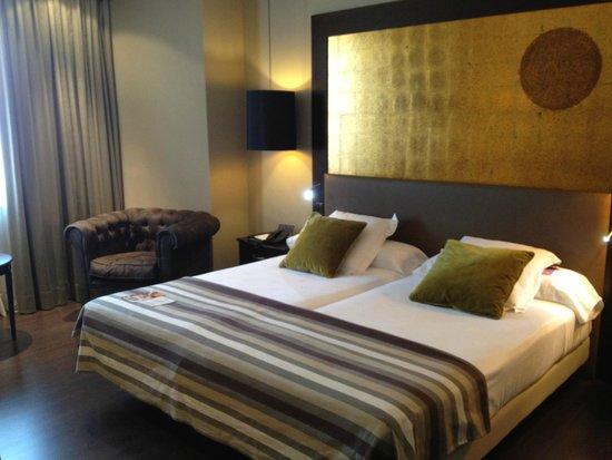 Ayre Hotel Astoria Palace : Chambre supérieure