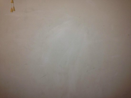 Eza Vista : wall in the master bedroom