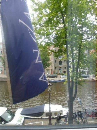 Andaz Amsterdam Prinsengracht: view