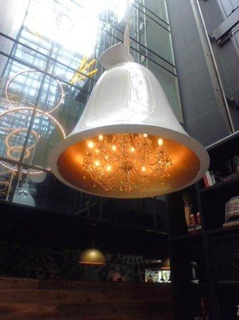 Andaz Amsterdam Prinsengracht: reception