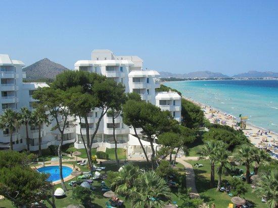 Hotel Playa Esperanza: вид отеля