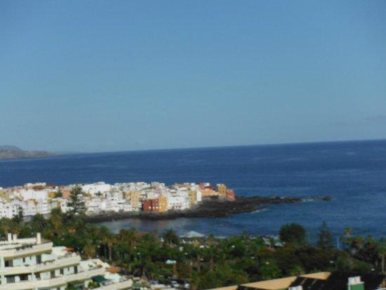 Be Live Adults Only Tenerife : Vue du 7ème