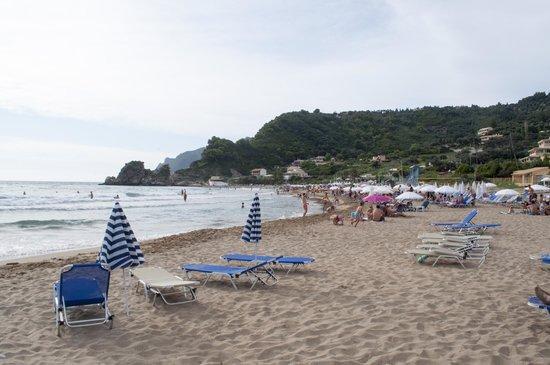 Mayor Pelekas Monastery : Beach