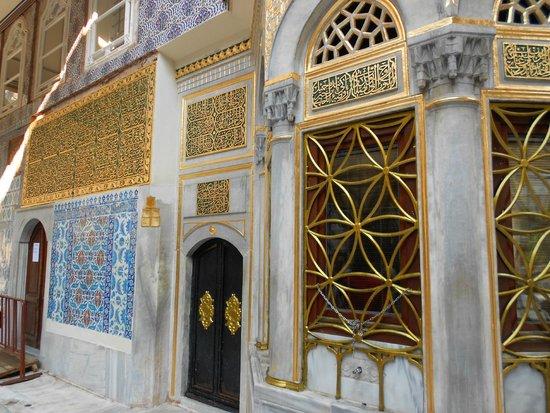 La mosquée Eyüp Sultan (Eyup Sultan Camii) : Mesquita de Eyüp Sultan