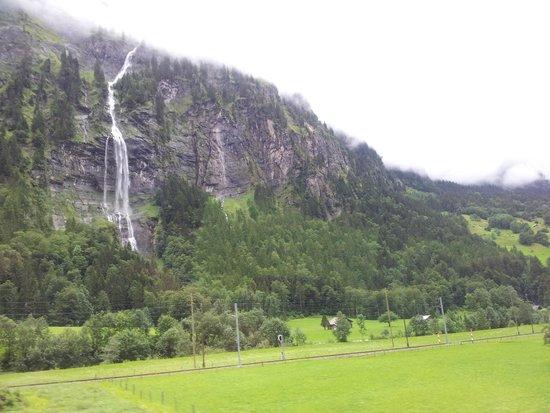 Männlichenbahn Grindelwald: Água 2.