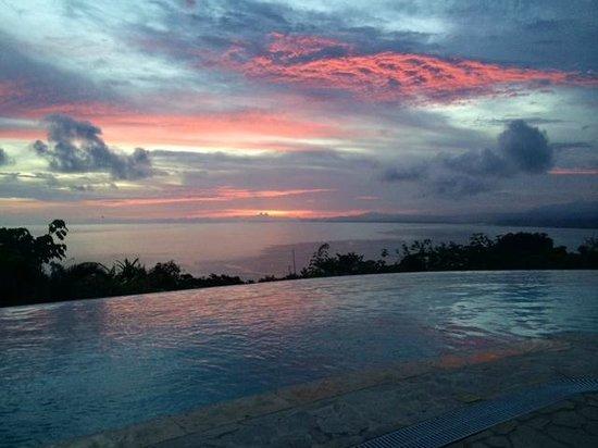La Mariposa Hotel: Sunset