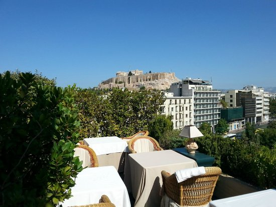 Royal Olympic Hotel: The Acropolis
