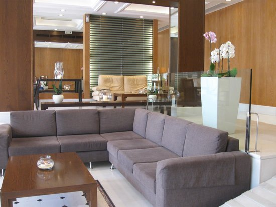 Kydon, The Heart City Hotel: recepción