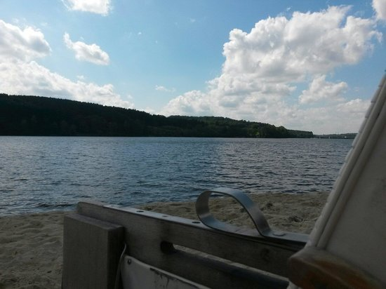 Uferlos Mohnesee
