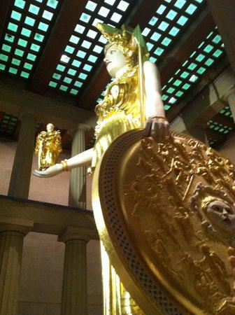 The Parthenon : Athena Parthenos