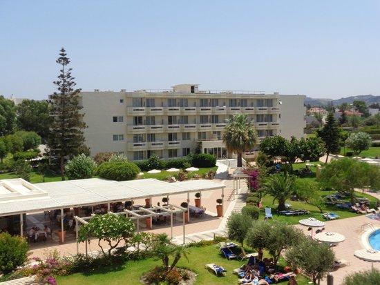 Electra Palace Rhodes : Отель