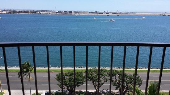 The Sheraton San Diego Hotel & Marina : Hotel Review