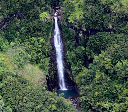 Jack Harter Helicopters - Tours: You will see lots of waterfalls